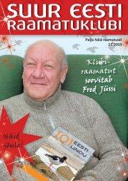 Häid jõule! - Suur Eesti Raamatuklubi