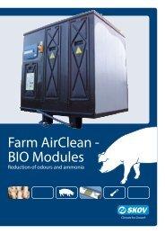 Farm AirClean - BIO Modules