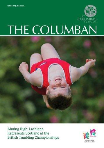 Creative Communities - St Columba's School