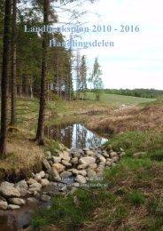 Landbruksplan 2012-2016 - Halden kommune