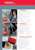 Selbstklebefolien für Anwendungen auf Asphalt - Seite 2