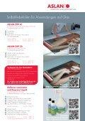 Selbstklebefolien für Anwendungen auf Asphalt - Seite 3