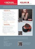 Selbstklebefolien für Anwendungen auf Asphalt - Seite 4