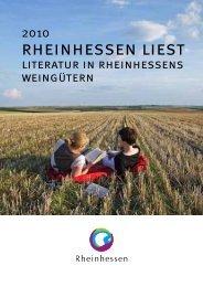 Rheinhessen liest - Worms