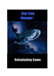 Star Trek - Voyager - - Coldnorth.com