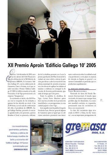 Artículo sobre la 12ª Edición 2.005 (2) (PDF, 1.52 MB) - Aproin