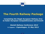 The Fourth Railway Package