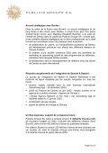 PUBLICIS - La bourse pour les nains - Page 6