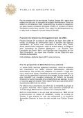 PUBLICIS - La bourse pour les nains - Page 7