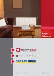 Range Catalogue - energysystems.gr