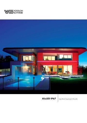 "AluLED IP67 High efficient ""plug & play"" LED ... - Vossloh Schwabe"