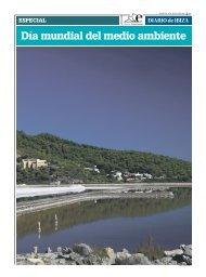 21-01 portada medio ambiente - Diario de Ibiza