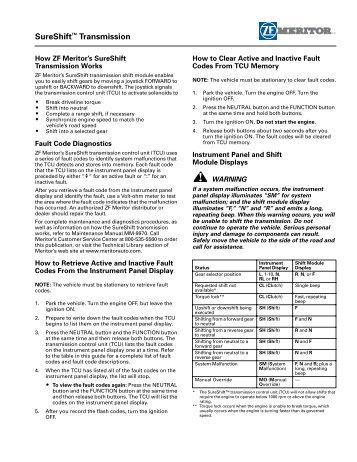 Zf Transmission Wiring Diagram - Wiring Diagrams Dock