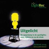 Jaarboek LightRec 2009