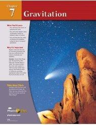 Ch.7 Gravitation