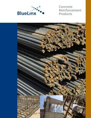 Concrete Reinforcement Products - BlueLinx