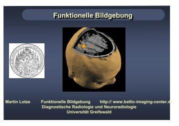 Funktionelle Bildgebung Funktionelle Bildgebung - Baltic Imaging ...