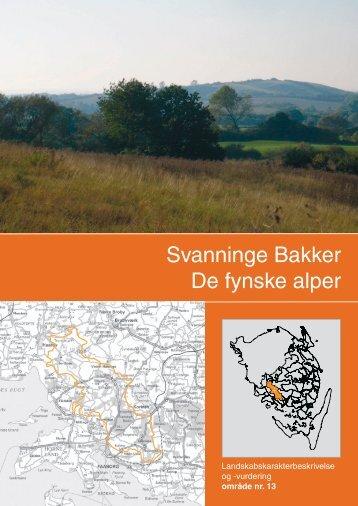 Svannige Bakker (Fyn) - Nationalpark Sydfyn