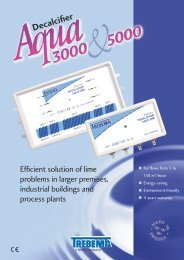 TBM aqua 3-5000 ENG 0609.indd - Trebema