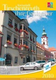 Auszeichnung Ihrer Gastgeber - Tirschenreuth