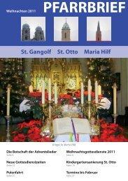 Pfarrbrief Weihnachten 2011.pdf - St. Gangolf