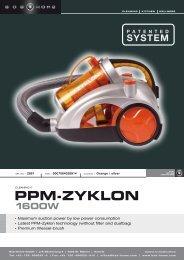 PPM-ZYKLON - BOB HOME