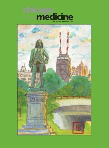 Vol. 108, No. 8 • SPRING 2005 - Chicago Medical Society