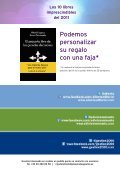 Los 10 libros imprescindibles del 2011 - PlanetadeLibros.com - Page 7