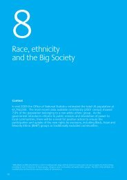 8. Race, Ethnicity and the Big Society - One East Midlands