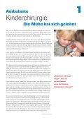 Ambulante Kinderchirurgie - Berufsverband niedergelassener ... - Seite 3