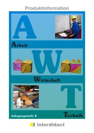 Produktinfo AWT8