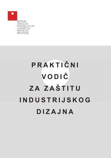 Praktični vodič za zaštitu industrijskog dizajna - Državni zavod za ...