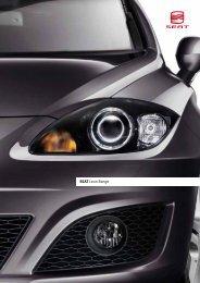 SEAT Leon Range - J.H. Keller AG