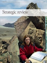 Strategy section of our Annual Report (PDF) - Antofagasta plc