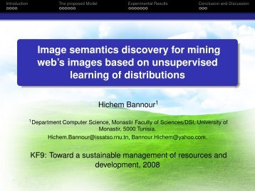 Image semantics discovery for mining web's images based on ...