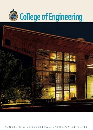 College of Engineering College of Engineering - uc.cl - Pontificia ...