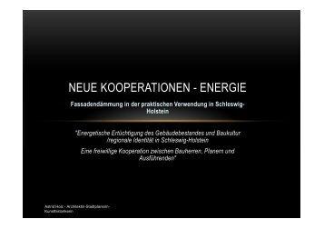 Energetische Ertüchtigung des Gebäudebestandes und Baukultur ...