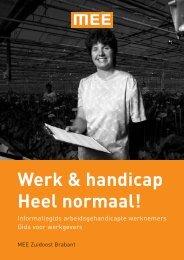 P-06-11 Werkgeversgids - MEE Zuidoost Brabant