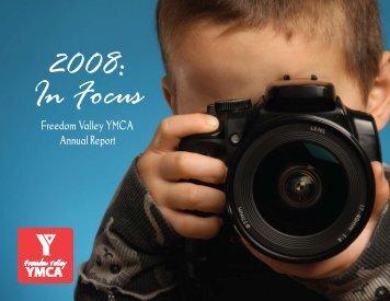 Freedom Valley YMCA Annual Report - Philadelphia Freedom ...