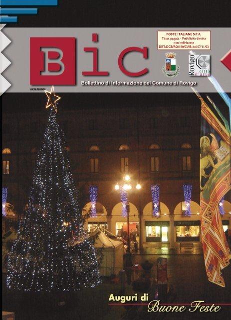 Dicembre - Comune di Rovigo