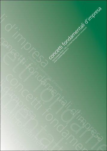 Concetti fondamentali d'impresa Capitolo 2 - Caosmanagement