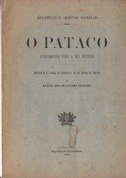 O Pataco - Numismatas