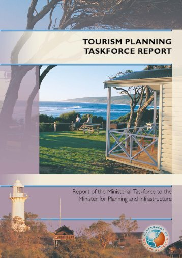 Tourism Planning Taskforce Report - Western Australian Planning ...