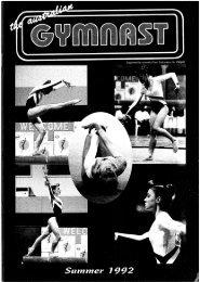Summer - Gymnastics Australia