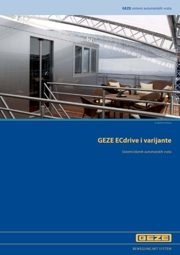Prospekti ECdrive - Info Market