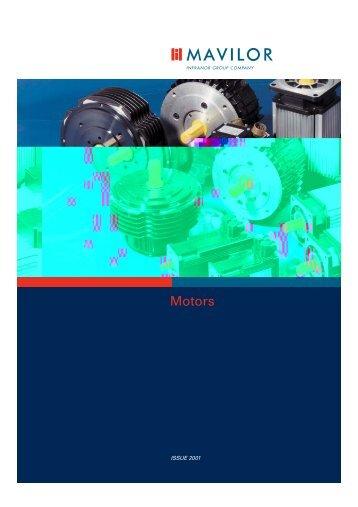 Motors - Infranor