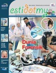 Dunia Forensik - Akademi Sains Malaysia