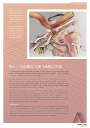 VES – VISIBLE EAR SIMULATOR - Alexandra Instituttet