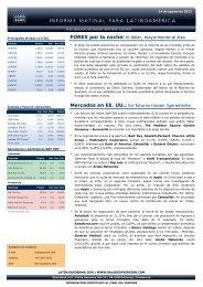 24/08/2012 Informe diario de mercados de Saxo Bank Los futuros ...