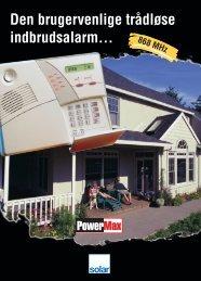 Revideret udg. 01.04.04.pmd - Solar Danmark A/S